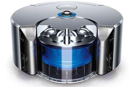 「Dyson 360 Eye」を各部屋配置で掃除を全自動化計画