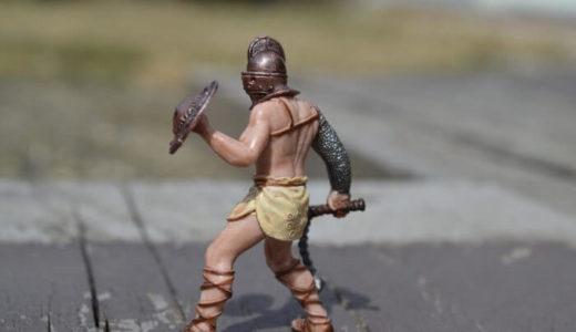 戦士の肉体