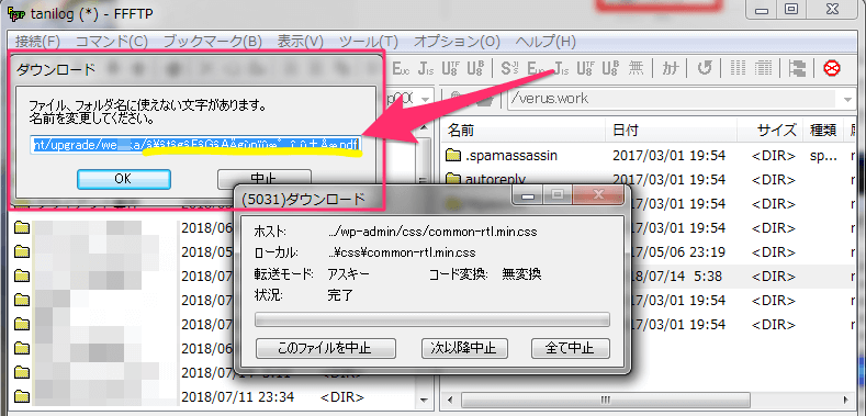 Xサーバードメイン変更解説17