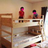 ニトリの2段ベッド
