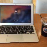 サンマルクのコーヒーとmac