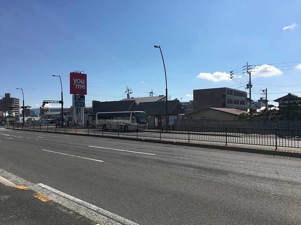 ゆめタウン高松・高速バス乗り場